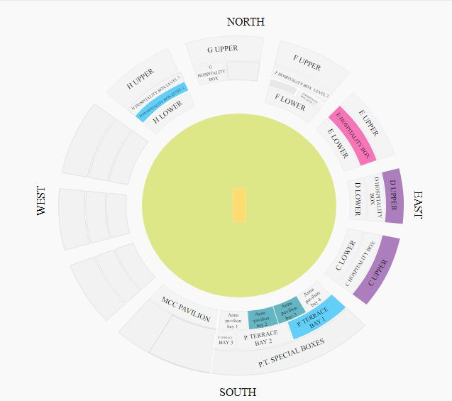 Chennai Super Kings VIVO IPL 2018 Ticket Booking M.A.Chidambaram Stadium, Chennai