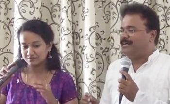 Athe Nila Meenkozhambum Mannpaanaiyum Cover Ganesh Anagha