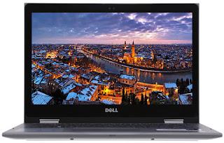 Máy tính xách tay Dell Inspiron 5379 i7 8550U chính hãng giá rẻ tại TPHCM