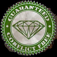 Konfliktfreie Diamanten!