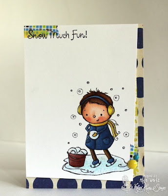 The Patterned Paper Is From Maggie Holmes 6x6 Paper Pad By Crate Paper