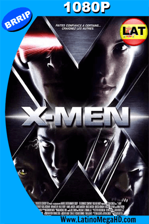 X-Men (2000) Latino HD 1080P ()