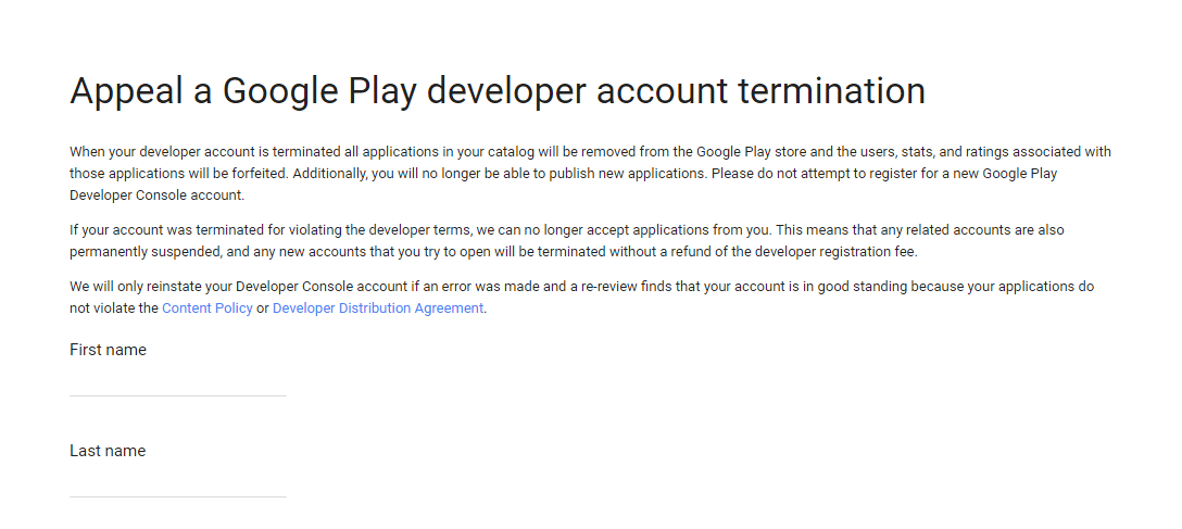 please open my google play
