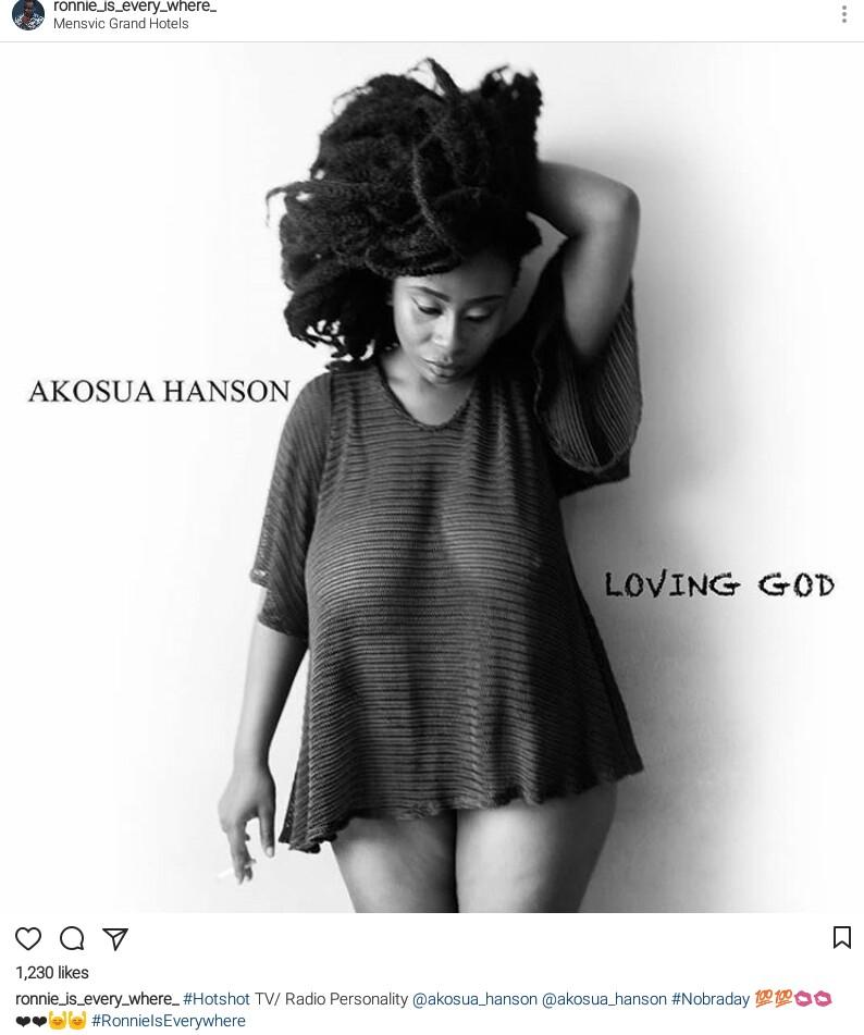 actress Akosua Hanson
