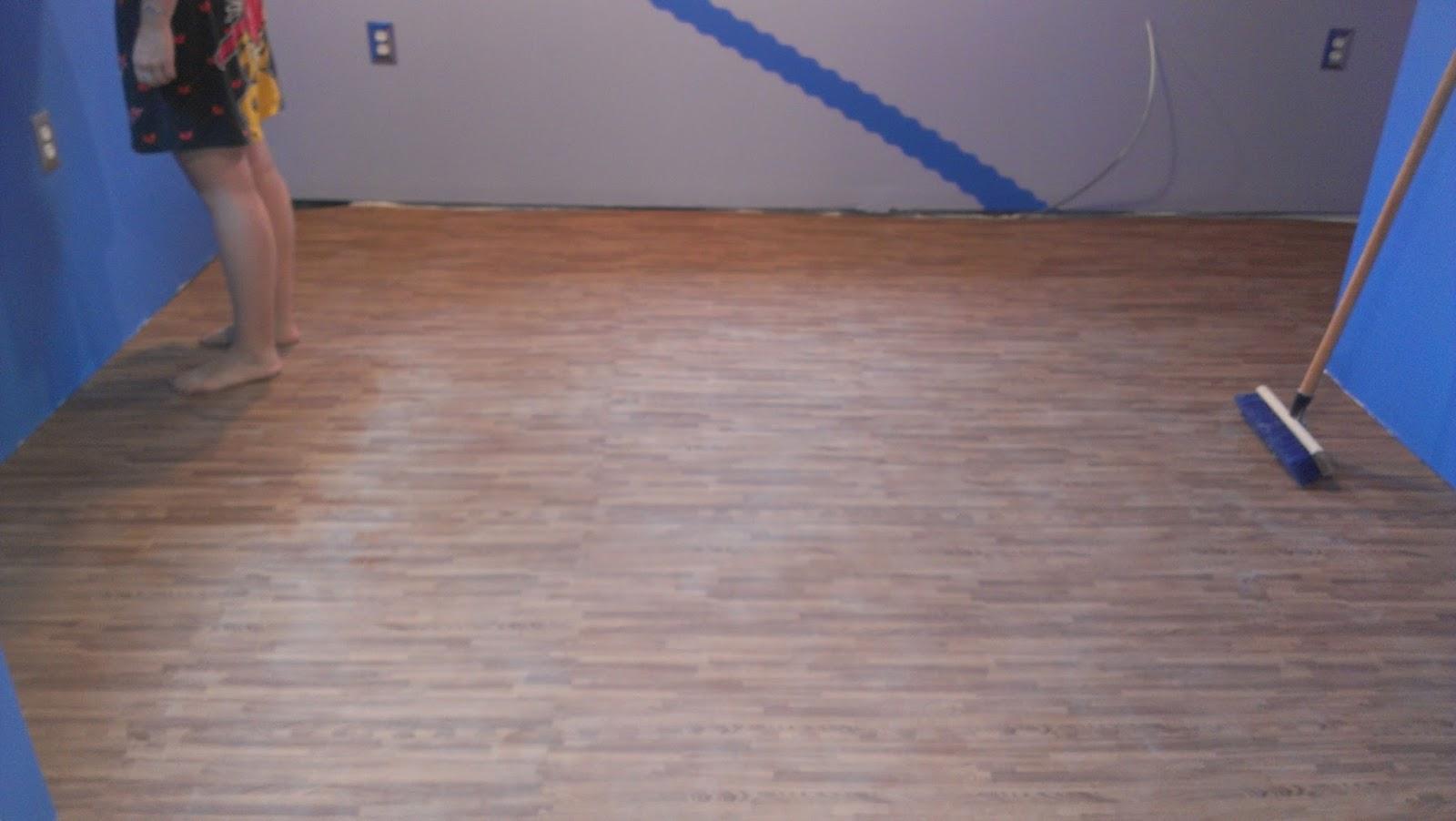 Customer Review Wood Grain Reversible Foam Tiles