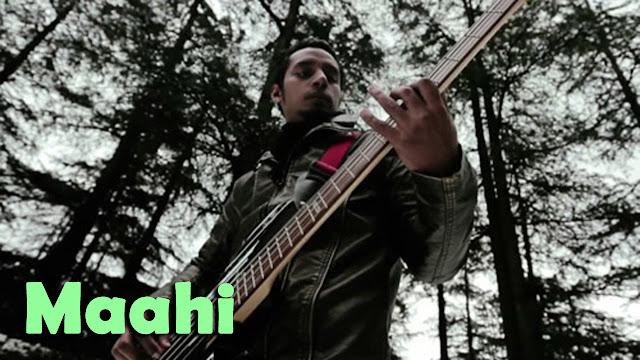 Maahi Lyrics - Nissi The Fusion Band | Punjabi Song