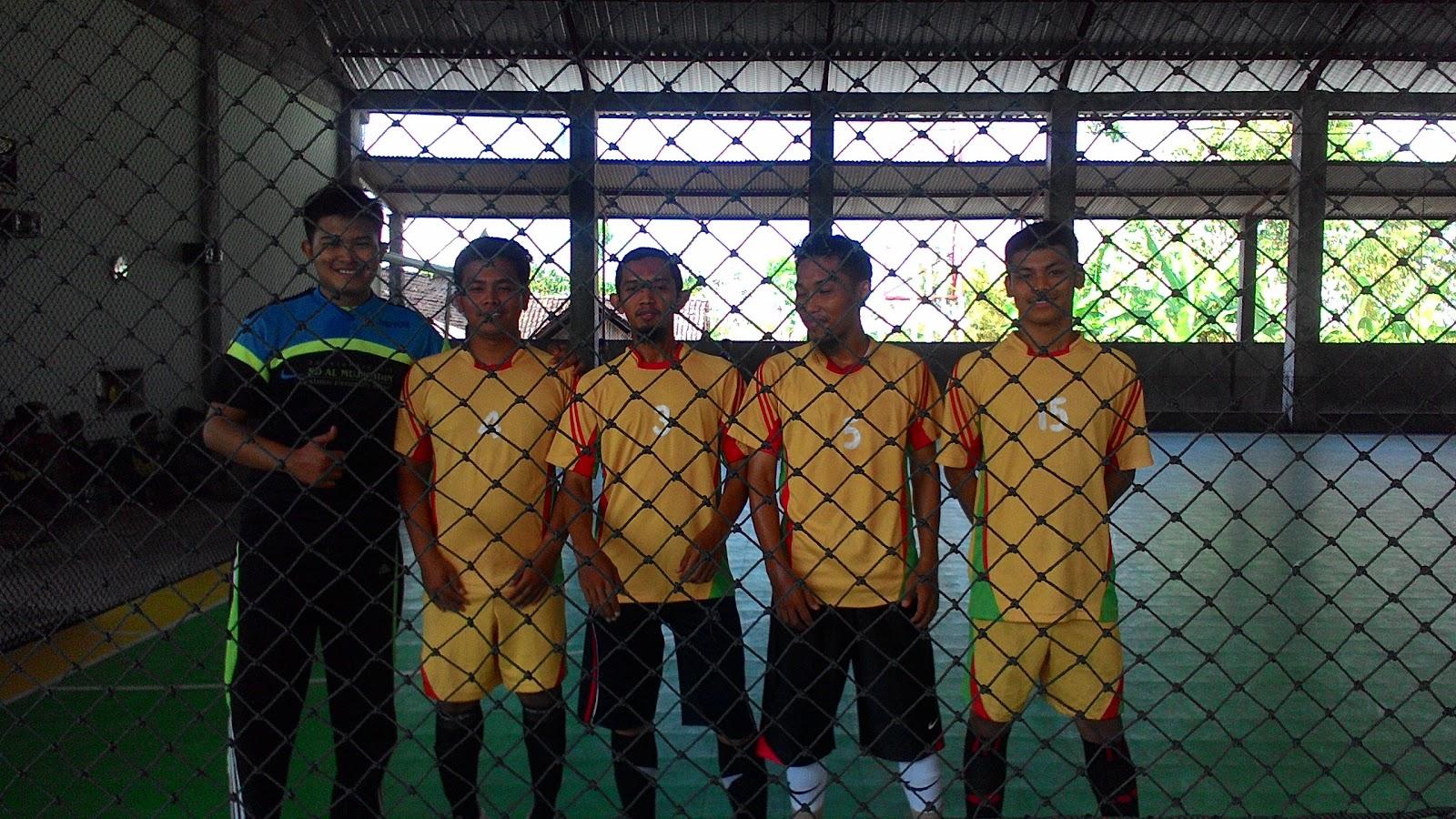 Identifikasi Cedera Pada Pemain Futsal Pendidikan Jasmani Dan
