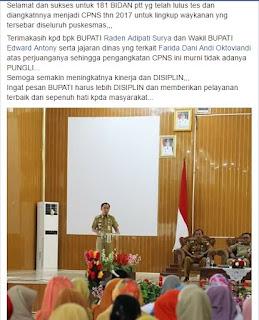 bidan PTT 2017