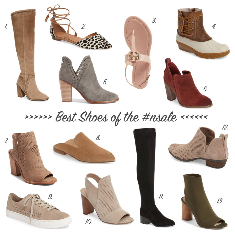 b49be812b5 Best Shoes - Nordstrom Anniversary Sale 2017 - Ashley Donielle