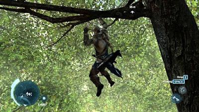AC 3 gameplay climb trees