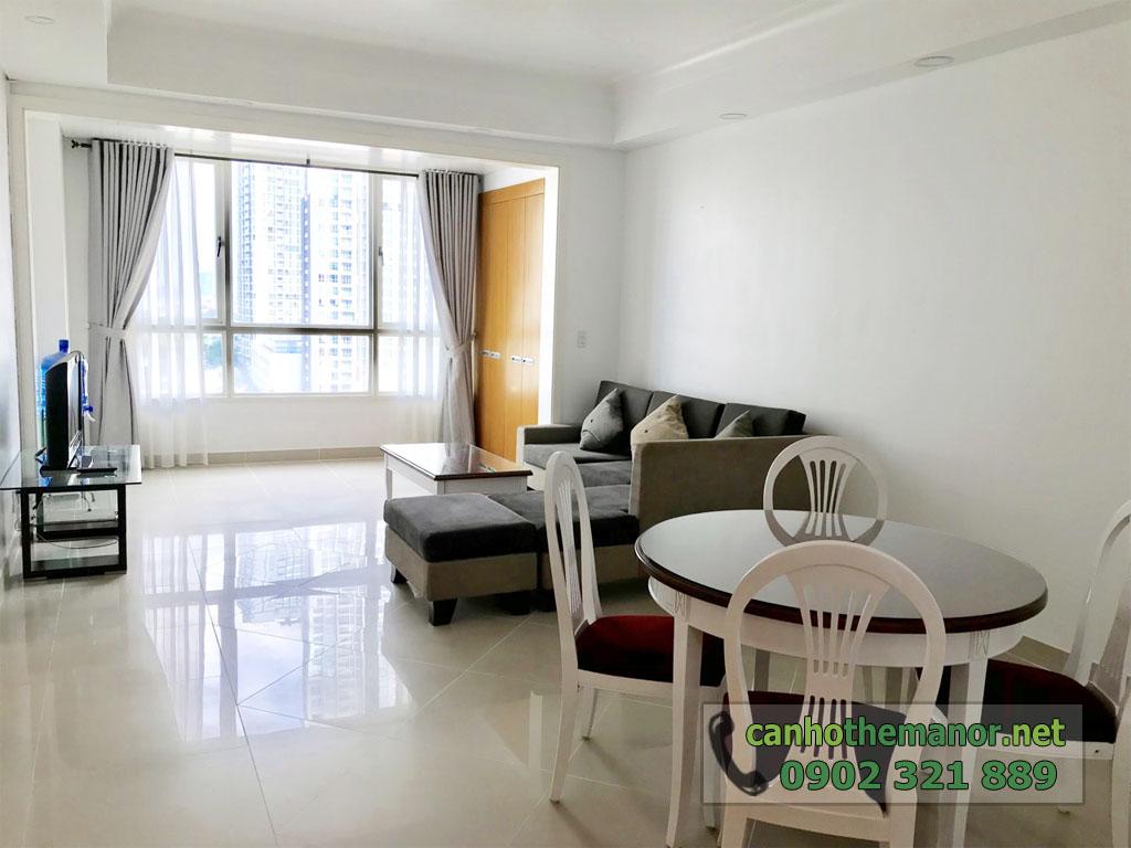 Tổng hợp căn hộ bán có giá tốt tại The Manor 1 và The Manor 2 HCM
