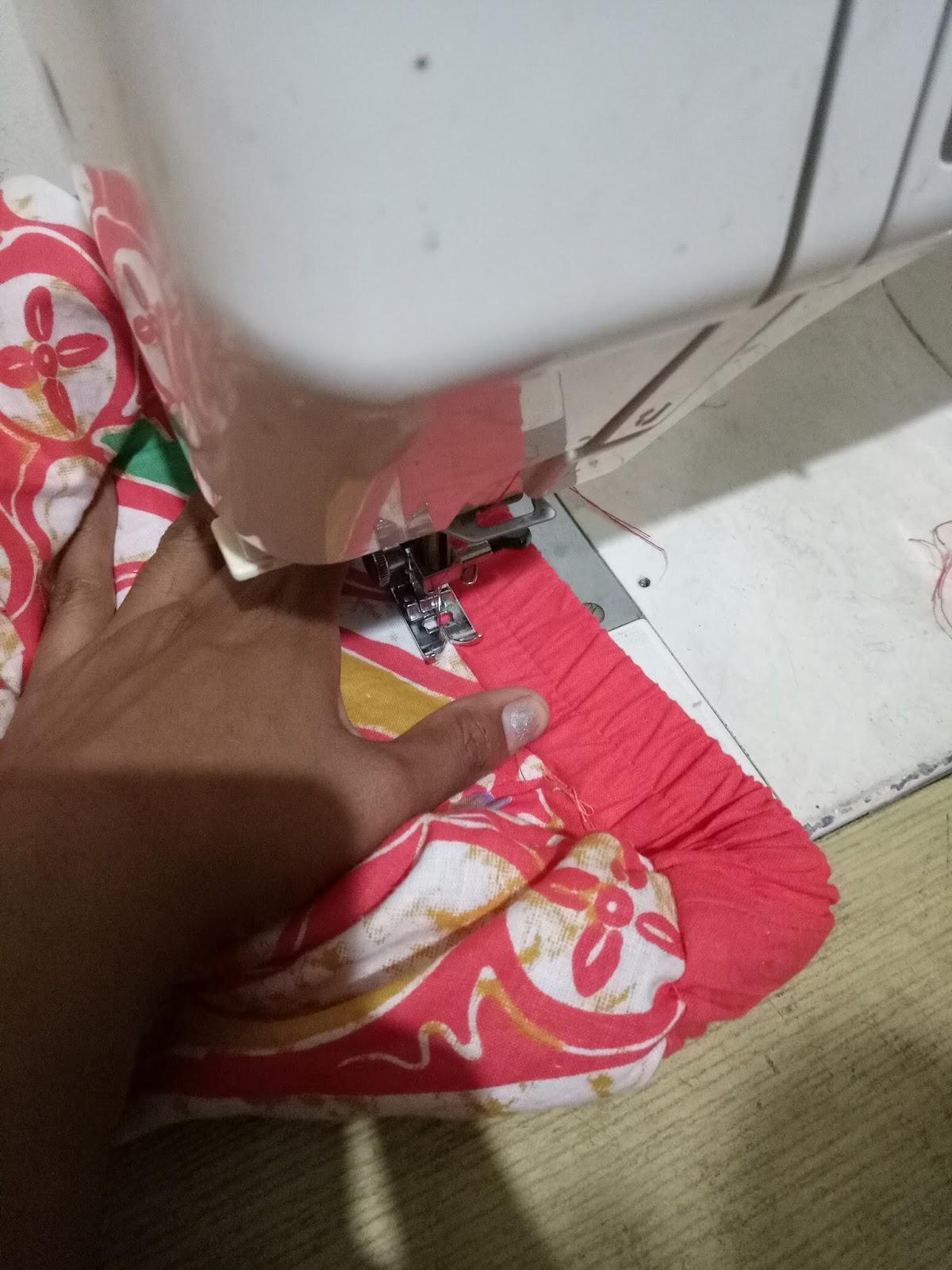 Ailoproject Refashion Rok Jadi Celana Kulot Lebar Alexis Berubah Yeay