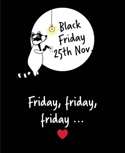 Black Friday 2016, alevinkkejä!