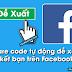 Share code tự động đề xuất kết bạn trên Facebook