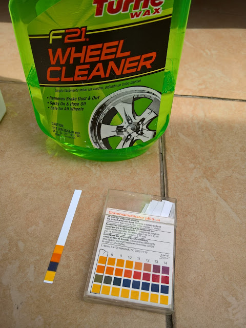 Turtle Wax F21 Wheel Cleaner