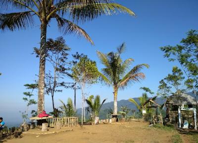 obyek wisata purwokerto bukit melung kedung banteng