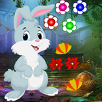 G4K Cute Cartoon Rabbit E…