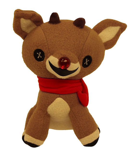 Rudolph the Red-Nosed Reindeer Funko Plushie