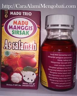 Khasiat manfaat sinergi madu trio sirsak manggis as salamah Original