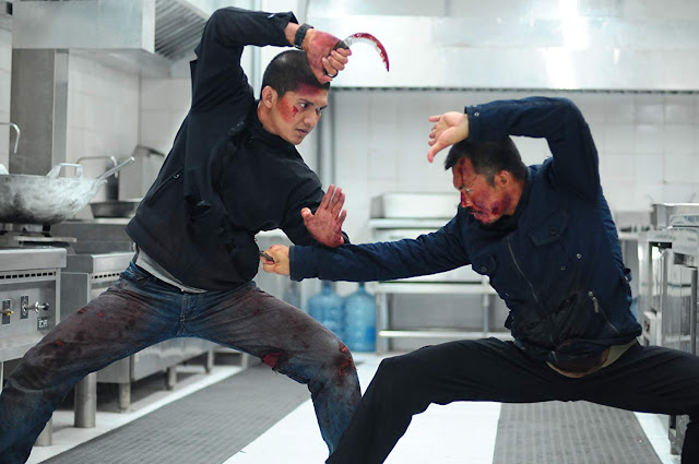 Fight Scene on The Raid 2 2014