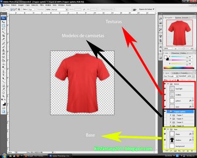 Programas para dise ar camisetas for Programas para disenar