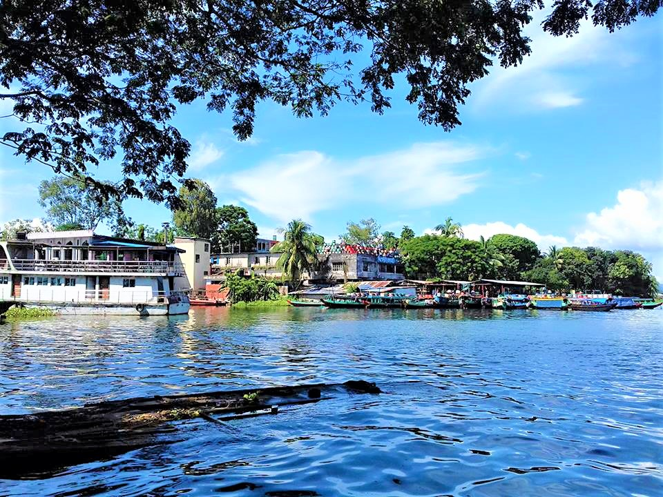 kaptai lake bangladesh