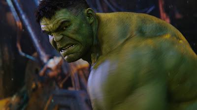 avengers 4 endgame hulk infinity war
