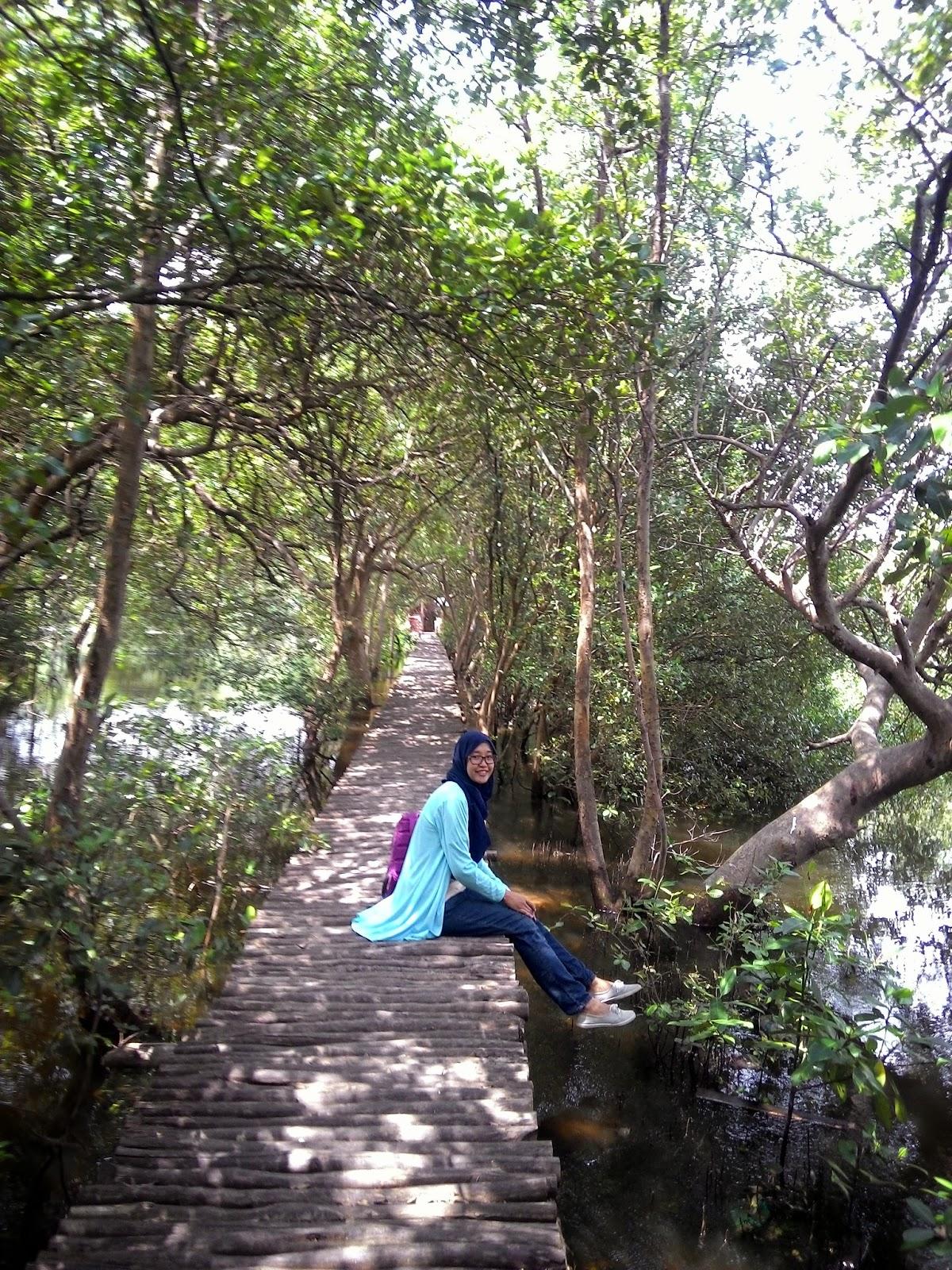 Review Taman Hutan Mangrove PIK Tempat Asik Liburan Jakarta - Asalasah