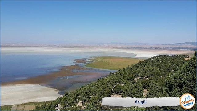 Acigol-Golu-Afyon-Denizli