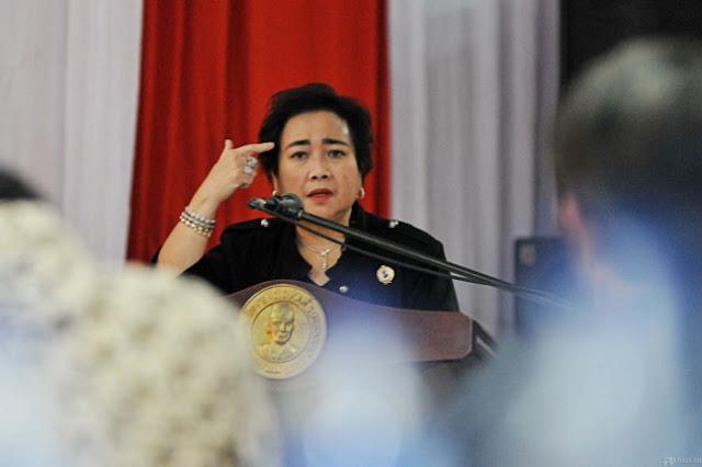 "Nasdem Berkoar-koar,  Putri Bung Karno : ""Munafik, Mau Dianggap Pahlawan?"""