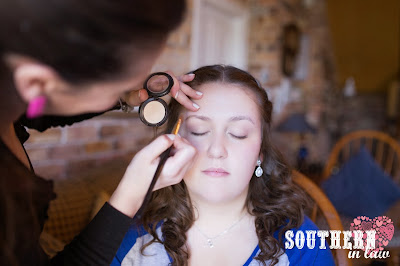 Wedding Hair and Makeup Artist Sydney  - Rustic Sydney Wedding