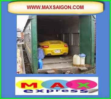 Dịch vụ vận chuyển ô tô từ Sài gòn ra Hà nội - Max sài gòn