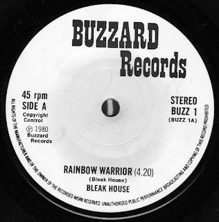 """Το τραγούδι των Bleak House """"Rainbow Warrior"""" από το ομότιτλο single"""