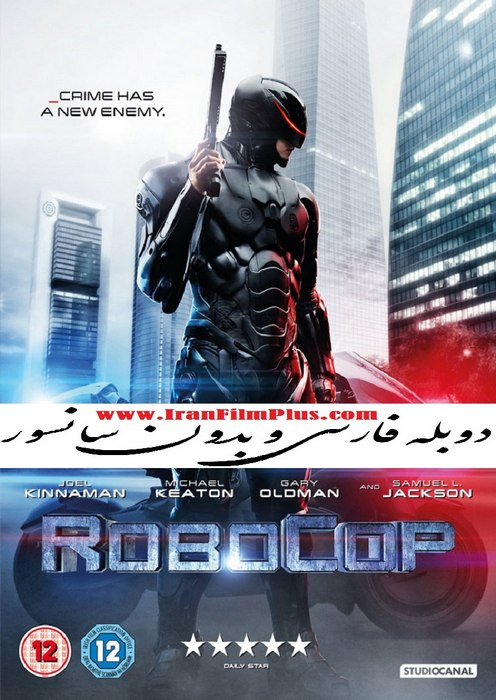 داتلود فیلم دوبله: پلیس آهنی (2014) RoboCop