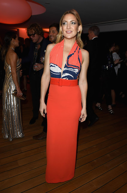 Actress, @ Kate Hudson - Vanity Fair and Chopard After Party in Cannes