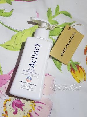 ACILAC AHA de SAWES - Hidratación y regeneración para nuestra piel