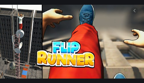 Flip Runner Apk Free on Android Game Download