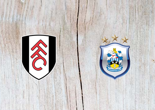 Fulham vs Huddersfield - Highlights 29 December 2018