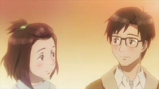 Satomi Murano oraz Shinichi Izumi