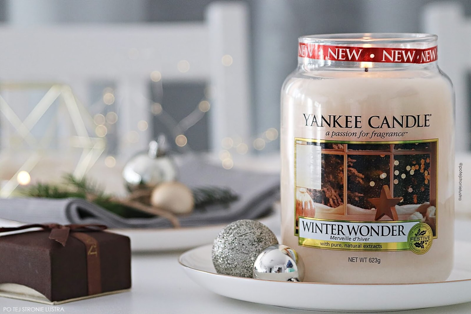 yankee candle winter wonder q4 2018