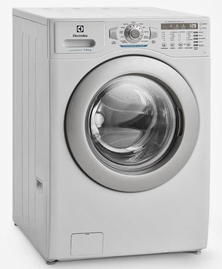 def6300b0 Roupa suja se lava na máquina!  Lavadora Electrolux 14 kg (LFE14)