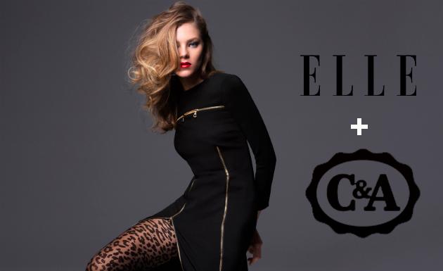 C&A + Revista ELLE lança coleção homenageando as últimas sete décadas de moda!