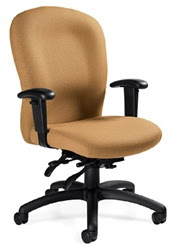 Tara High Back Chair