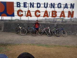 Goes to Waduk Cacaban bersama Kawan Satu Desa
