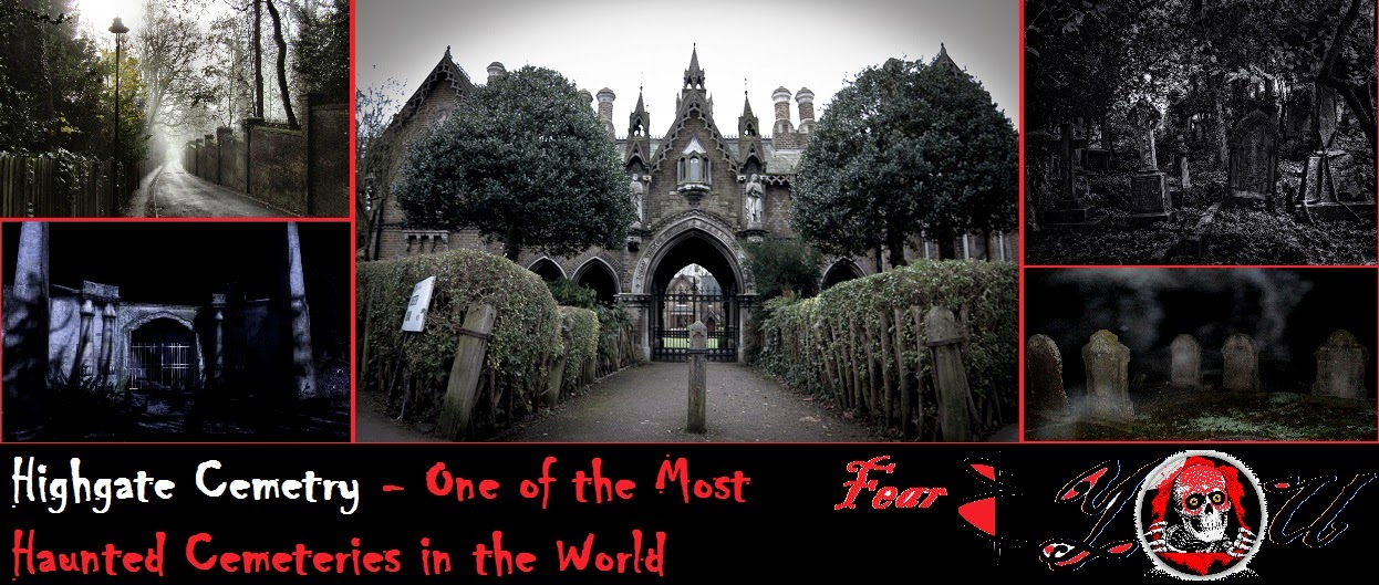Highgate Cemetery,London Vampires World