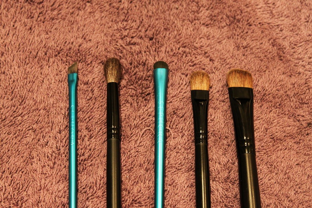 Best brushes for eye makeup
