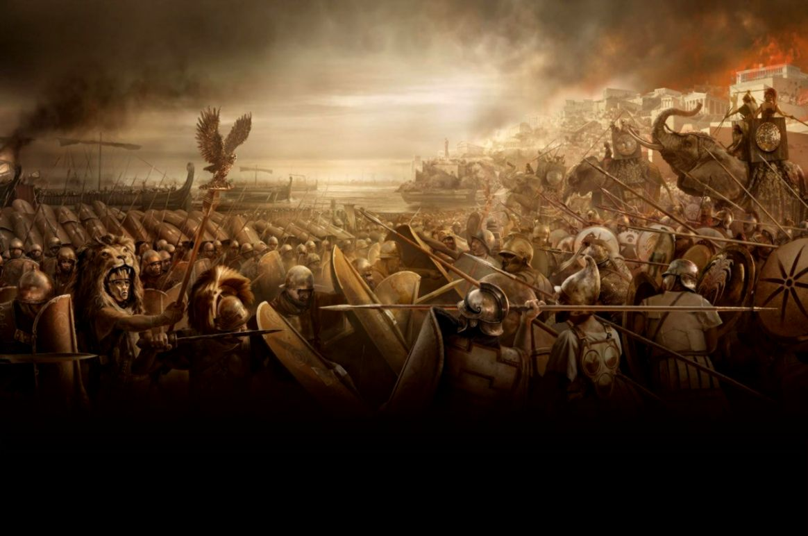 Total War Rome 2 Wallpaper Hd Gold Wallpapers