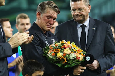 GERMANY FOOTBALLER