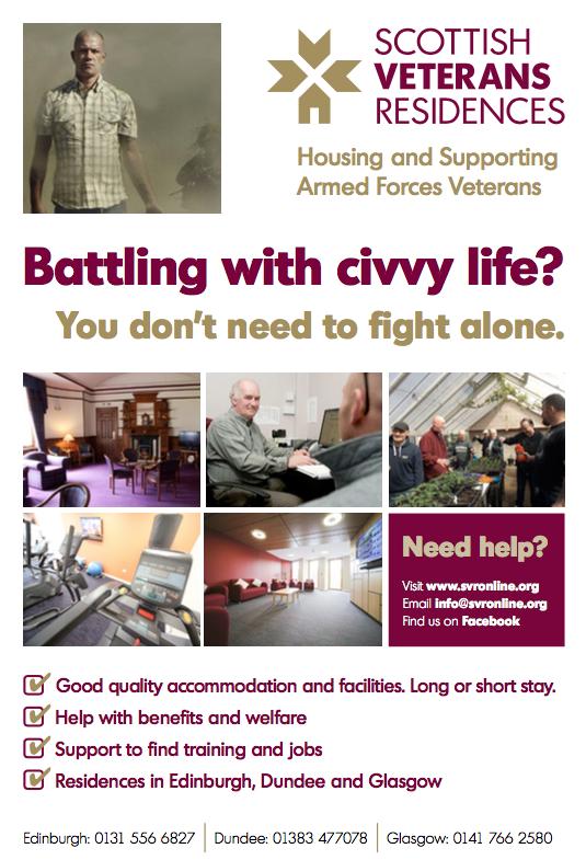 WIMBISH HIVE : Scottish Veterans Residences