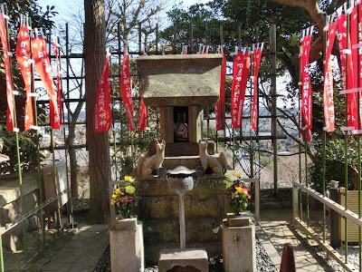 長谷寺のかきがら稲荷